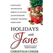 Holidays with Jane: Christmas Cheer (English Edition)