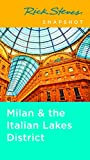 Front cover for the book Rick Steves' Snapshot Milan & the Italian Lakes District by Rick Steves