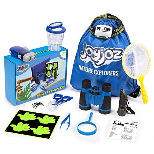 Joyjoz Kit Exploración Aire Libre Niños 12Pcs, Educativos