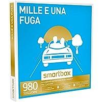 Smartbox - Cofanetto Regalo - MILLE E UNA FUGA - 980 soggiorni a scelta in agriturismi, B&B e hotel 3* o 4*