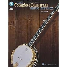 Complete Bluegrass Banjo Method (Book & Cd)