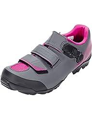 SHIMANO SHME3PG430WL00 - Zapatillas Ciclismo, 43, Nergo - Rosa, Mujer