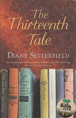 Book cover for The Thirteenth Tale