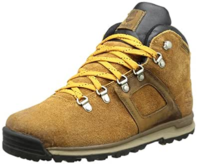 Timberland GT Scramble FTP_EK Mid Leather WP 2204R, Herren Stiefel, Braun (Brown/Inca Gold), EU 40 (US 7)