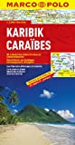 MARCO POLO Kontinentalkarte Karibik 1:2 500 000 (MARCO POLO Kontinental /Länderkarten) - Polo Marco