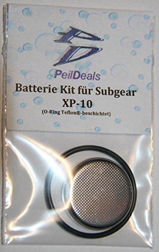 PeilDeals Batterie - Kit für TC Subgear XP10, XP-10 mit Teflon beschichtetem O-Ring!! - Teflon-o-ring