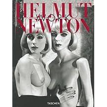 Helmut Newton - Work (édition bilingue anglais/français)