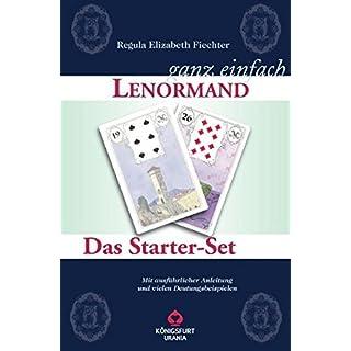 Lenormand - ganz einfach. Das Starter-Set mit Buch und Lenormandkarten