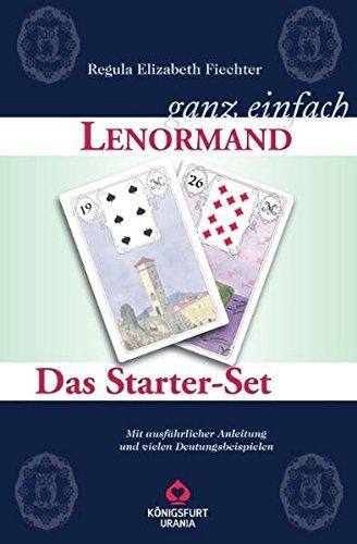 Kleine Set Buch Eule (Lenormand - ganz einfach. Das Starter-Set mit Buch und Lenormandkarten)