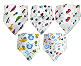 Meded Bandana Bibs for Babies and Toddle...