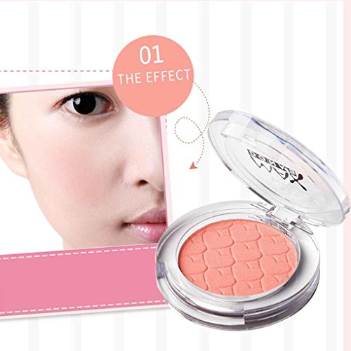 censhaorme Maquillage Fard à Joues Mineralize Fard à Joues Cheek Sleek Cosmetics Douce Poudre Make Up Nue