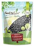 Food to Live Los frijoles negros (Tortuga) 453 gramos