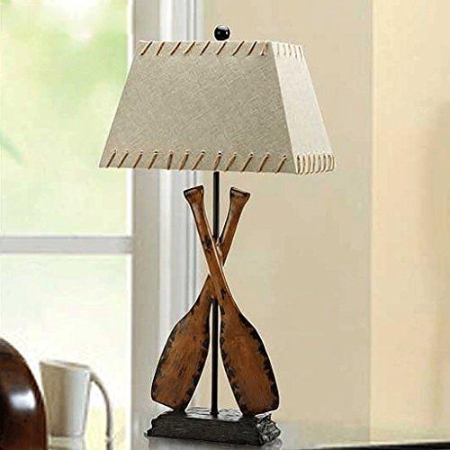 Kreative Lampe Schlafzimmer Nachttischlampe europäischen Modeschmuck Lampe Luxus retro