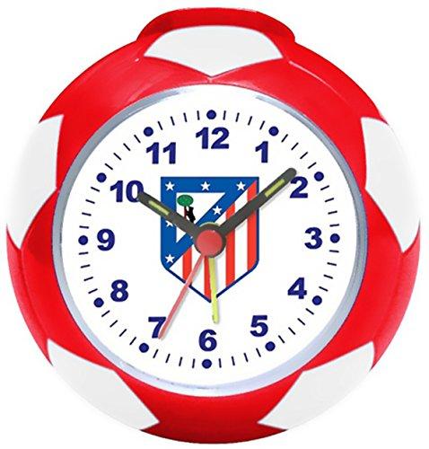 Atlético de Madrid–Despertador en forma de balón del Atlético de Madrid