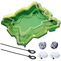 Beyblade Estadio Competición Switchstrike, Multicolor (Hasbro E0722EU4)