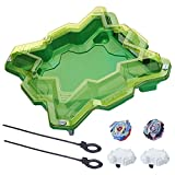 Hasbro Beyblade Burst E0722EU4 Beyblade Burst Switch Strike Battle Set, Kreisel - Hasbro