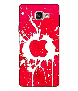 SAMSUNG A9 PRINTED COVER BY aadia