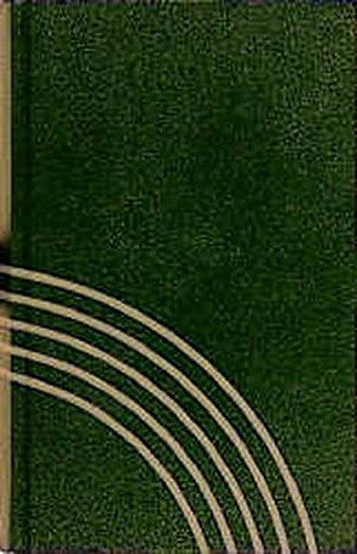 Evangelisches Gesangbuch. Ausgabe für die Evangelisch-Lutherische Landeskirche Sachsens. Standard-Ausgabe: Evangelisches Gesangbuch, Ausgabe für die ... Landeskirche Sachsens, Leinen, grün