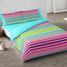 Burrito Blanco - Juego de funda nórdica 404 Único, para cama de 105 x 190/200 cm.