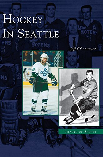 Hockey in Seattle por Jeff Obermeyer