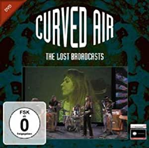 Curved Air -The Lost Broadcasts [DVD] [2012] [NTSC]