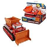 Mattel Buddel | Bob der Baumeister | Kunststoff Fahrzeug | Sprache deutsch | 16 cm