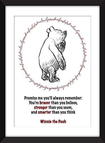 winnie-the-pooh-promise-me-unframed-typographie-imprimer