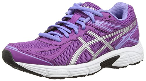 ASICS Patriot 7, Women's Running Shoes, Purple (Grape/Silver/Lavender 3693), 8 UK