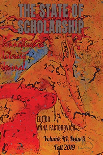 The State of Scholarship: Issue 3, Fall 2019 (Pennsylvania Literary Journal)