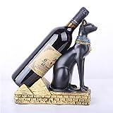 Madaye Harz europäische Rotwein Rack Mode kreative Weinregal home Dekoration Waren 23*10*25cm