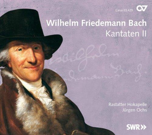 Bach W.F. : Cantates II. Ochs.