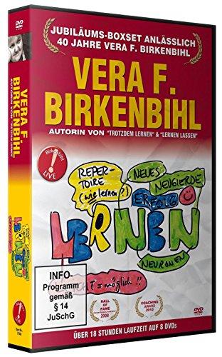 Vera F. Birkenbihl - Lernen (JUBILÄUMS-BOXSET 8 DVDs)