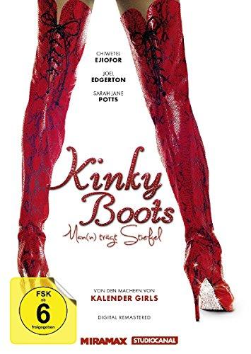 Kinky Boots - Man(n) trägt Stiefel (Boot Dvd)