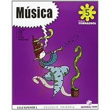 Música 5 Tornassol - Catala - 9788430777273