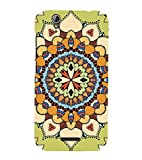 Fiobs amazing illusional dope art classic indic patterns floral Designer Back Case Cover for Acer Liquid Z630 :: Acer Liquid Zade Z630S Amazon Rs. 399.00