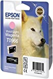 Epson T0966 Cartridge - Light Vivid Magenta