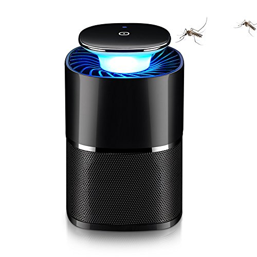 Lampe tueuse de moustiques, piège à moustiques électronique USB, étanche et rechargeable par Yunhigh