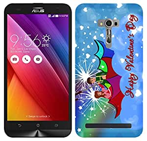 WOW Printed Designer Mobile Case Back Cover For Asus Zenfone 2 Laser ZE550KL