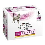 Purina Ur sr-ox veterinary diet buste 10x85gr pollo