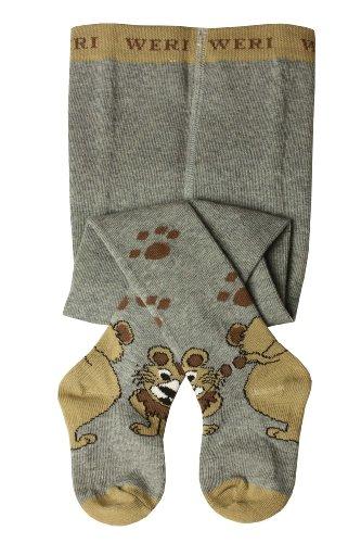 Baby und Kinderstrumpfhose Empfehlung: 5-6 Jahre, Größe: 110/116, Farbe: Grau mel.