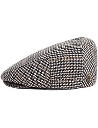 Brixton Hooligan Snap Cap Schirmmütze - brown/tan