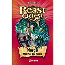 Beast Quest 15 - Narga, Monster der Meere