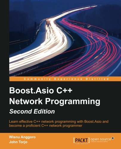 Boost.Asio C++ Network Programming -