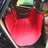 HONGLI Haustier Auto Matte Hund Auto Matte Gold Haar Hintere Reihe Sicherheit Sitzkissen Wasserdicht Und Schmutzig Auto Mit Haustier Matte Stamm (Ausgabe : A)