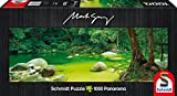 SCHMIDT Mossman Gorge by Mark Gray Panoramic Puzzle (1000-Piece)
