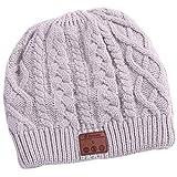 QYXANG Bluetooth Beanie Wireless Smart Winter Waschbar Kappe Im Freien Kopfhörer Musik Hut für Weihnachtsgeschenk