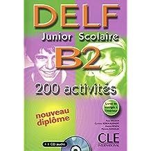 Delf Junior Scolaire B2(9782090352580)