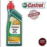 OLIO DIFFERENZIALI/TRASMISSIONI ORIGINALE CASTROL AXLE EPX 80W90 LT. 4 (4 LITRI)