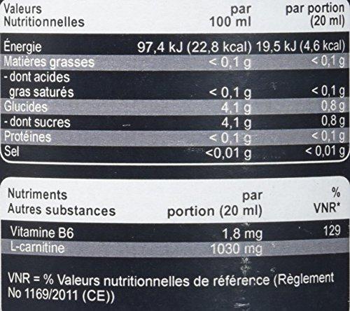 Mammut Nutrition L-Carnitin Liquid 1000 ml
