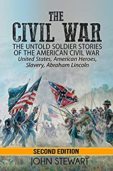 a comparison of the civil war stories in the united states It came into use at the time of the american civil war, from 1861-65, which was triggered by the issue of slavery seven southern states rebelled over president abraham lincoln's anti-slavery legislation and declared secession from the united states the confederate flag was first adopted as a battle flag.